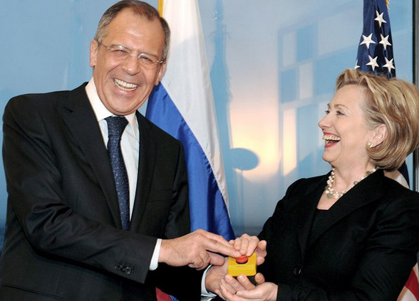 Hilary and Lavrov